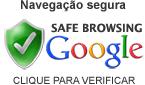 Selo Google Safe Browsing